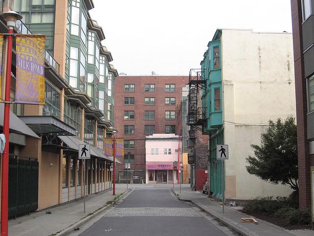 <p>Ce qu&#39;on appelle l&#39;Historical Alley marque la zone o&ugrave; les premiers Chinois de&nbsp;Vancouver ont &eacute;tabli leur demeure, entre la rue Canton et Shanghai Alley. En 1890, le&nbsp;secteur abritait plus de mille Canadiens d&#39;origine asiatiques.</p>