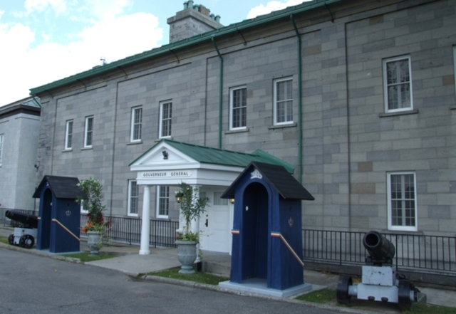 <p>The Citadelle is the official residence of the Governor General in Canada, who resides there for several weeks during the year. This is also the home station of the Royal 22e R&eacute;gime, the only francophone infantry regiment of the Canadian Forces.</p>