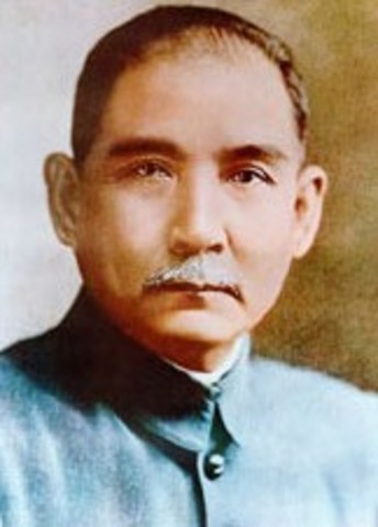 <p>Dr. Sun Yat-Sen is a nationalist leader regarded by many as the founder of modern China. He also visited Vancouver 3 times.</p>