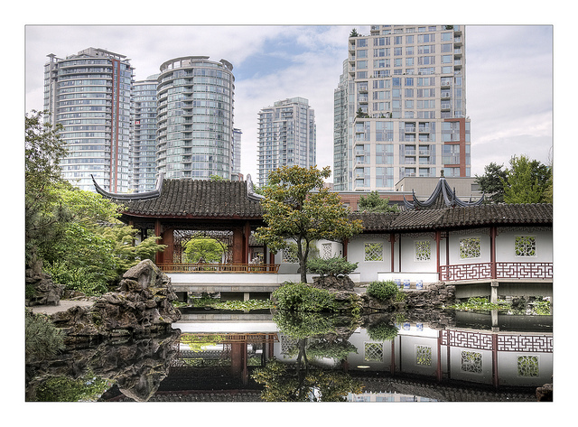 <p>This magnificent, typically Chinese garden inspires inner peace and calm.</p>