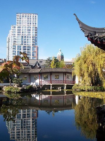 <p>This garden is the first full-sized, authentic Chinese garden to be built outside of China.</p>