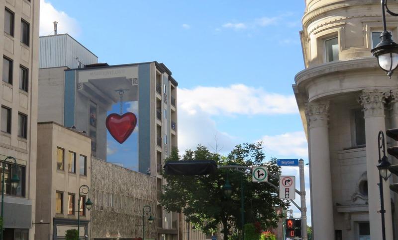 <p>Techniquement et artistiquement, la murale Sherbylove est la plus compliqu&eacute;e que les artisans du groupe MURIRS ont eu &agrave; r&eacute;aliser. L&#39;&eacute;quipe y a consacr&eacute; trois mois de travail.</p>