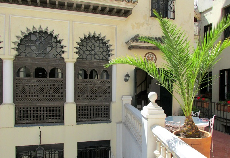 <p>You will discover an old diplomatic building&nbsp;: the American legation building of Tangier. It is the first diplomatic building from the United States to have been established outside America. Symbol of the good relationship between the Americans and the Moroccans, this structure was offered to the United States in 1821 by the sultan Moulay Slimane.<br /><br />Morocco was the first country to officially acknowledge the independence of the United States in 1777. You will be able to admire in this place various ancient and contemporary objects which recount the history of the bonds between both countries.</p>