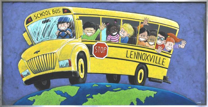 <p>K&Eacute;VIN LOMBARTE LONCLE<br />Rimouski<br /><br />TITRE / TITLE<br />School bus / School Bus<br /><br />PR&Eacute;SENT&Eacute;E PAR / PRESENTED BY<br />Destination Sherbrooke</p>