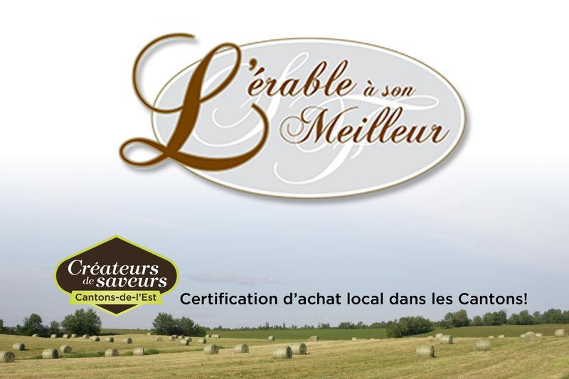 <p>L&#39;&Eacute;rable &agrave; son meilleur fabrique des alcools &agrave; base d&#39;&eacute;rable.</p>