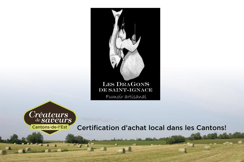 <p>Les Dragons de Saint-Ignace est un fumoir artisanal sp&eacute;cialis&eacute; en fumaisons &agrave; froid.</p>