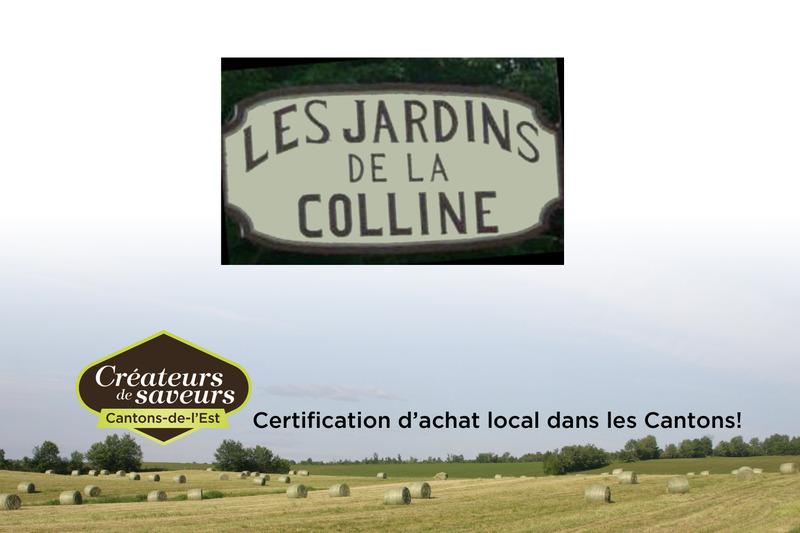 <p>Les Jardins de la Colline est un petit kiosque charmant et chaleureux o&ugrave; vous accueillent les propri&eacute;taires, Raynald Gladu et Sylvie Tremblay, depuis le printemps 2001.</p>