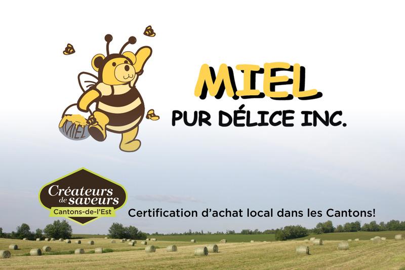 <p>Le propri&eacute;taire, Jean Hupp&eacute; et sa conjointe, Lynda H&eacute;bert, s&rsquo;occupent d&rsquo;un cheptel de pr&egrave;s de trois cents ruches install&eacute;es dans toute la M.R.C. de Coaticook.</p>