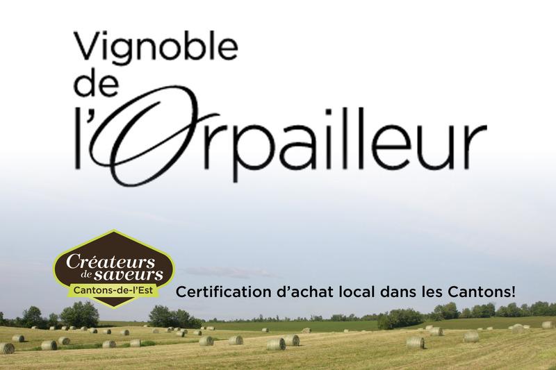 <p>L&rsquo;Orpailleur, vignoble pionnier de son industrie au Qu&eacute;bec, a plant&eacute; ses premi&egrave;res vignes en 1982 dans la belle vall&eacute;e de Dunham.</p>
