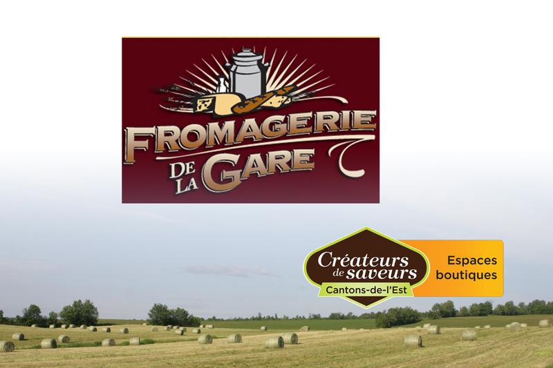<p>Fromagerie de la Gare<br />710, Place de la Gare<br />Sherbrooke, QC<br />J1H 0E9<br />819 566-4273</p>
