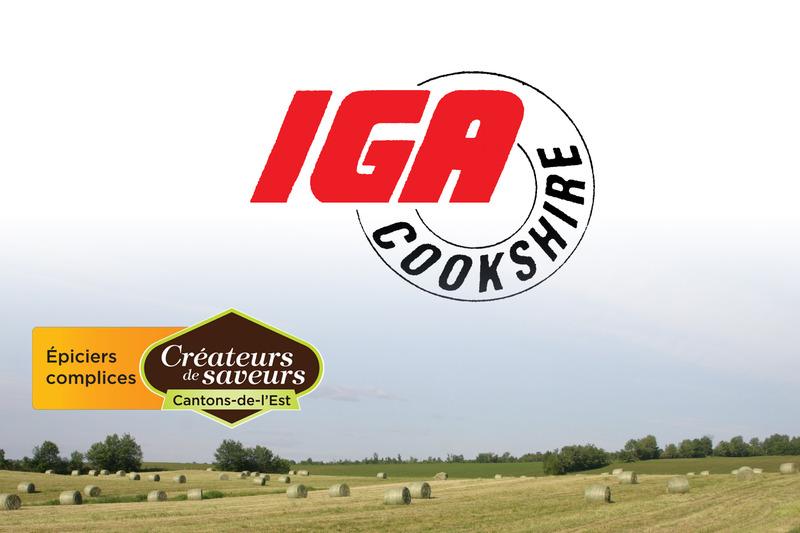 <p>IGA Cookshire<br />35, rue Principale Est<br />Cookshire, QC<br />J0B 1M0<br />819 875-5455</p>