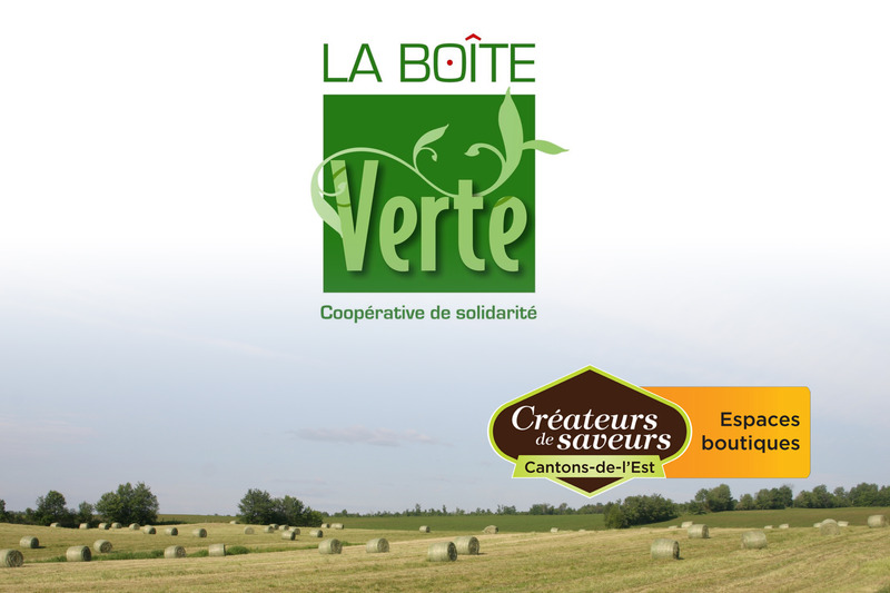 <p>La Bo&icirc;te Verte<br />4797, Rue Laval<br />Lac-M&eacute;gantic, QC<br />G6B 1C9<br />819 583-9998</p>