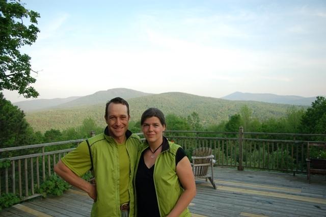 <p>Jeremy Fontana et Julie Zeitlinger les propri&eacute;taires</p>