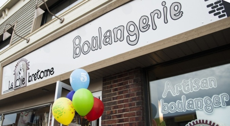 <p>Boulangerie La Mie Bretonne<br />511 rue du Sud<br />Cowansville, QC<br />J2K 2X9<br />450 955-1500<br /><a href='http://www.lamiebretonne.com'>www.lamiebretonne.com</a></p>