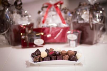 <p>Les chocolats!</p>