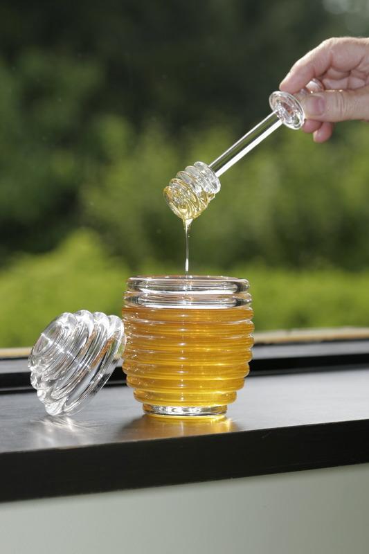 <p>Une d&eacute;licieuse touche de miel.</p>