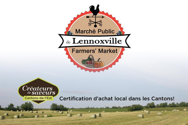 <p>2882 College<br />Sherbrooke arrondissement Lennoxville,&nbsp;QC<br />J1M 2A9<br /><a href='http://marchepubliclennoxville.yolasite.com/'>http://marchepubliclennoxville.yolasite.com/</a><br /><br />Ouverture officielle: 4 juin 2016<br /><br />Fermeture: 8 octobre 2016<br /><br />Horaire:<br /><br />Samedi de 10h00 &agrave; midi<br /><br />(16 et 30 juillet 2016) et par la suite, tous les samedis jusqu&#39;&agrave; la fermeture.</p>
