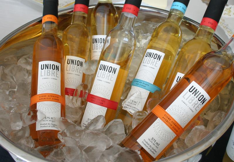 <p>UNION LIBRE, cidre &amp; vin<br />1047, chemin Bruce<br />Dunham, QC<br />J0E 1M0<br />450 295-2223<br /><a href='http://www.unionlibre.com'>www.unionlibre.com</a></p>