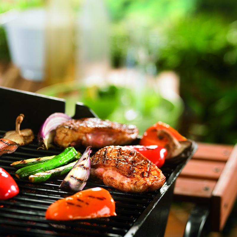 <p>Canard sur le BBQ!</p>