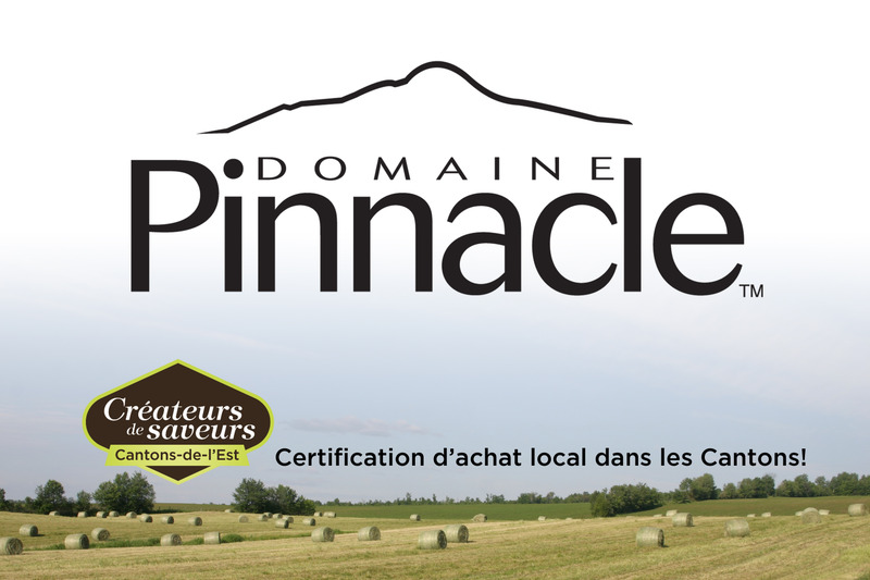 <p>Le Domaine Pinnacle se compose d&rsquo;un verger, d&rsquo;une cidrerie et d&rsquo;une &eacute;rabli&egrave;re situ&eacute;s sur une belle propri&eacute;t&eacute; de caract&egrave;re pr&egrave;s du village historique de Frelighsburg dans les Cantons-de-l&rsquo;Est du Qu&eacute;bec.</p>
