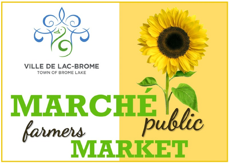 <p>Le March&eacute; public de Lac-Brome, secteur Knowlton<br />48, rue Maple, Knowlton (Lac-Brome) J0E 1V0<br /><br />Horaire :&nbsp; Tous les samedis de 8 h 30 &agrave; 12 h 30, du 6 juin au 10 octobre 2015.<br /><br />Informations : <a href='http://www.ville.lac-brome.qc.ca'>www.ville.lac-brome.qc.ca</a><br />450-243-6111</p>
