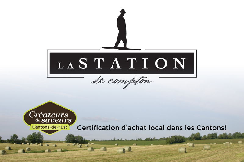 <p>Fromagerie La Station<br />440 chemin Hatley<br />Compton, QC<br />J0B1L0<br />819 835-5301<br /><a href='http://www.fromagerielastation.com'>www.fromagerielastation.com</a></p>