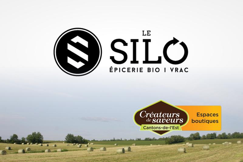 <p>Le Silo &Eacute;picerie Bio-Vrac<br />385, rue King Est<br />Sherbrooke, QC<br />J1G 1B4<br />819 791-9776</p>