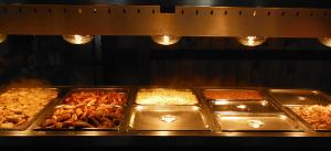 <p>Buffet chaud de qualit&eacute;</p>