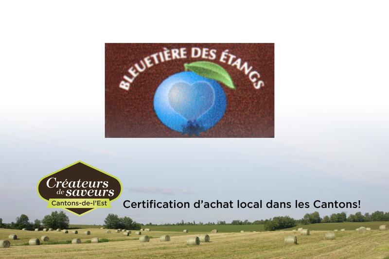 <p>Bleuets congel&eacute;s, bleuets frais en saison, chocolat aux bleuets, confiture, jus, sorbet, vinaigrette.<br /><br />Certifications Produits biologiques, certifi&eacute;s par &Eacute;cocert Canada.</p>