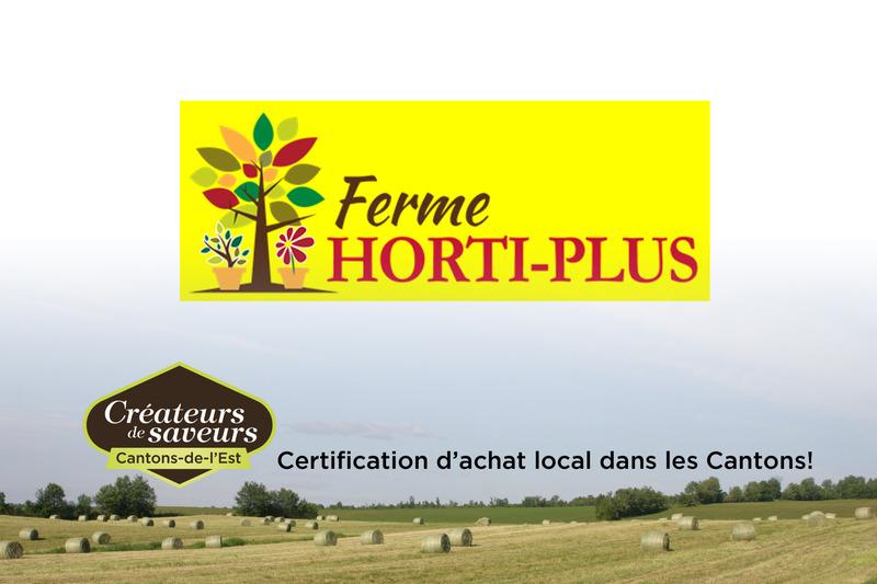 <p>La Ferme Horti-Plus est une nouvelle entreprise familiale qui a ouvert ses portes en 2015.</p>