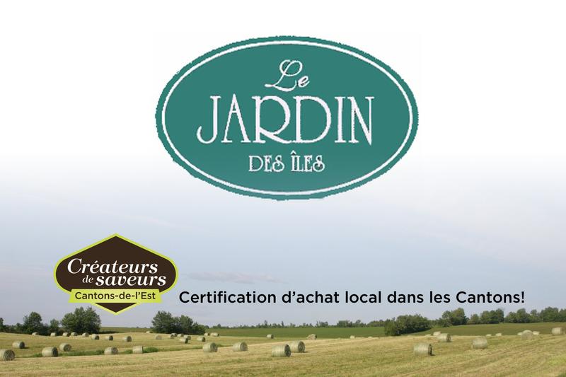 <p>La ferme est situ&eacute;e pr&egrave;s de la rivi&egrave;re Saint-Fran&ccedil;ois &agrave; Ascot Corner.</p>