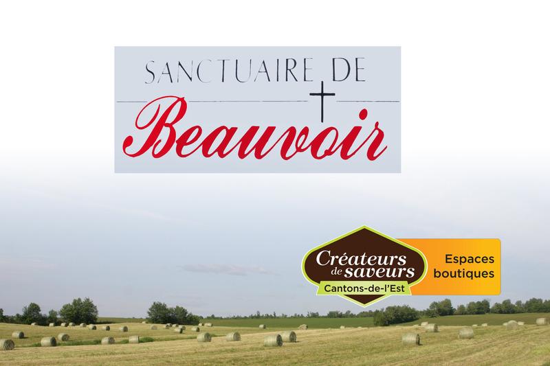 <p>675, C&ocirc;te de Beauvoir<br />Sherbrooke (Qu&eacute;bec)<br />J1C 0B8<br />819 569-2535 poste 122<br /><a href='http://www.sanctuairedebeauvoir.qc.ca/'>www.sanctuairedebeauvoir.qc.ca</a></p>