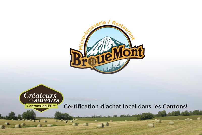 Micro-brasserie le Brouemont est en activité depuis 2004.