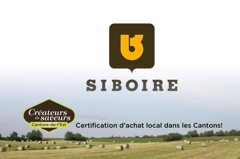 Microbrasserie Siboire Dépôt est en activité depuis 2007.