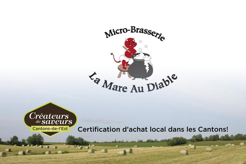 Micro Brasserie La Mare Au Diable est en activité depuis 2003.