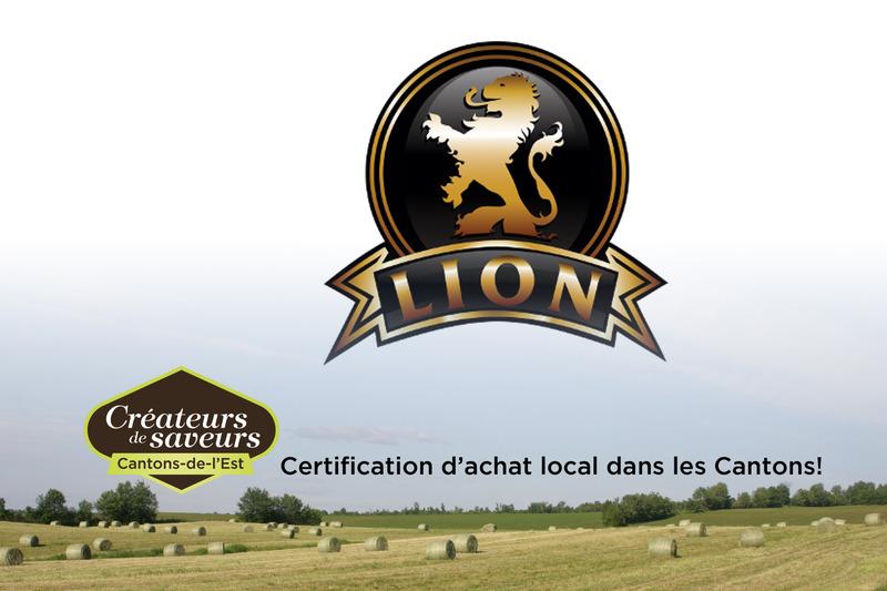Microbrasserie Lion d'Or est en activité depuis 1986.