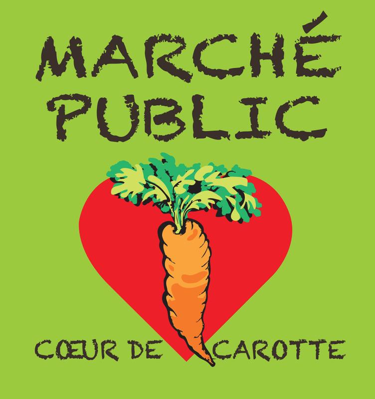 Le marché de solidarité régionale de Cowansville et de Waterloo gère les activités du marché public Coeur de carotte.