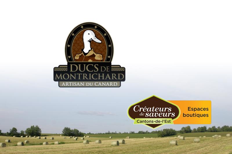Ducs de Montrichard<br />388, chemin Alfred-Desrochers<br />Orford (Qu&eacute;bec)<br />J1X 6J4<br />819 868-4217<br /><a href='https://createursdesaveurs.com/fr/ducs-de-montrichard'>www.ducsdemontrichard.com</a>