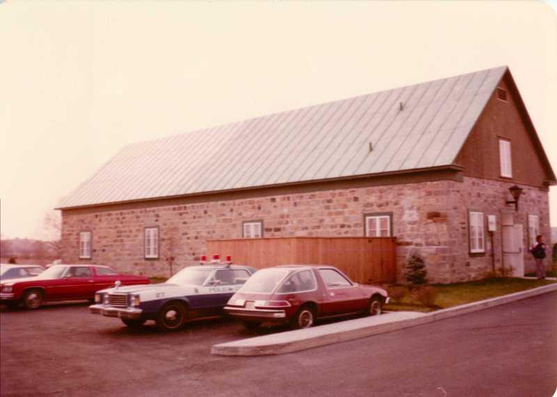 <p>La nouvelle salle du conseil le jour de l&rsquo;inauguration de l&#39;h&ocirc;tel de ville. &nbsp;Photo prise le 5 novembre 1978.<br /><br />Collection: Ville de Mascouche/Huguette L&eacute;vesque-Lamoureux</p>