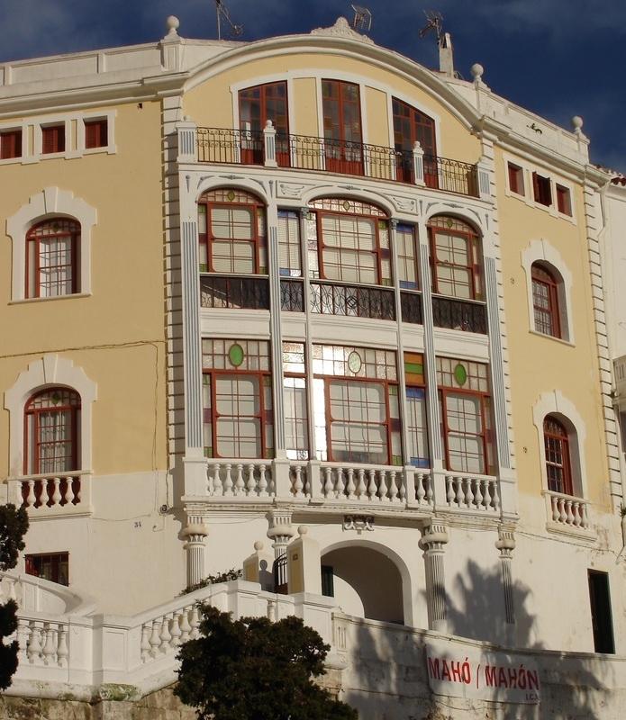 <p>The Costa de ses Voltes allows us to gaze at one of the city&#39;s most emblematic constructions, the Casa Mir, dating from 1918: this superb structures illustrates well the trends of the early 20s modern era.</p>
