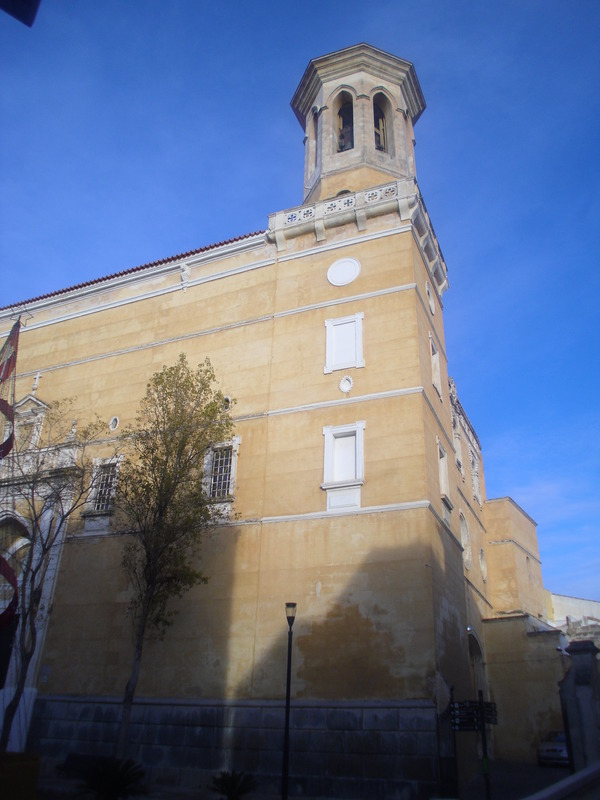 <p>In the place of the Constitution the Santa Maria church can be found, one of the most important monuments in the city and one of the most representative of Mahon&#39;s history.</p>