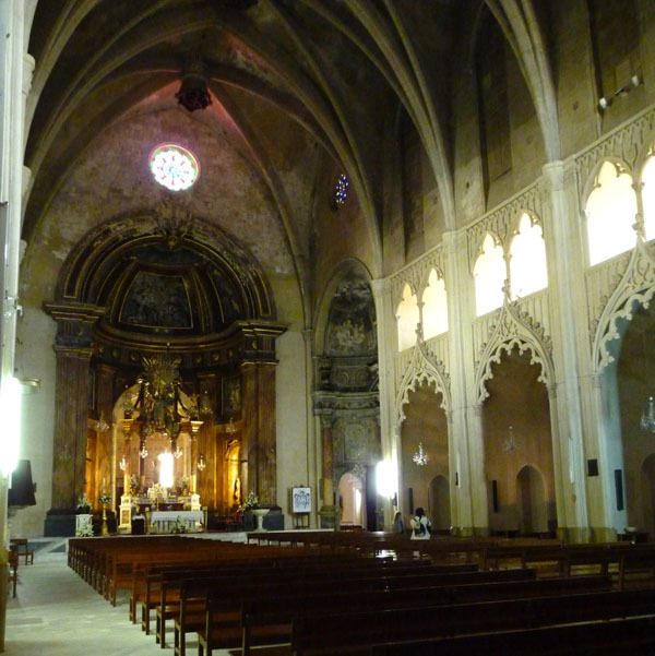 <p>The Santa Maria church was built in 1288 by Alfonso III de Arag&oacute;n, who came to free Minorca from the Muslim domination to which they had been subjected for 400 years. The construction of the Santa Maria church allowed to provide the city with the only place of Christian worship in that era.</p>