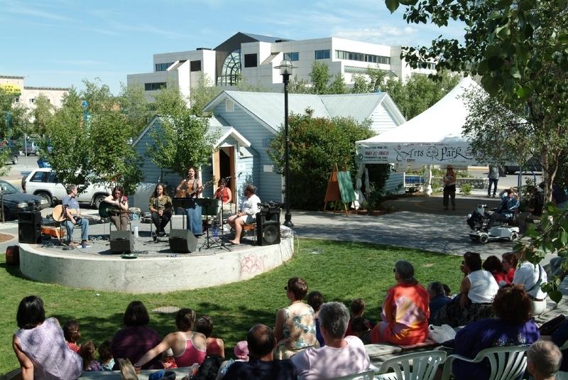 <p>Le parc LePage a &eacute;t&eacute; nomm&eacute; en l&rsquo;honneur de la famille de M. et Mme Aim&eacute; Renold &laquo; Happy &raquo; LePage pour reconna&icirc;tre leur r&ocirc;le dans le d&eacute;veloppement du Yukon.<br /><br />Cr&eacute;dit photo : Gouvernement du Yukon</p>