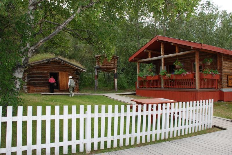 Mus&eacute;e Jack London<br /><br />Cr&eacute;dit photo : Klondike Visitors Association