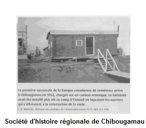 <p>En 1964, un groupe de 29 Chibougamois fonde la Caisse Desjardins de Chibougamau avec la volont&eacute; de se doter d&#39;une institution financi&egrave;re bien &agrave; eux, selon la philosophie d&#39;Alphonse Desjardins.<br /><br />Depuis 2001, la Caisse fait office de si&egrave;ge social pour la r&eacute;gion de Chapais et Chibougamau. Elle compte quelque 6 900 membres &agrave; son actif.</p>