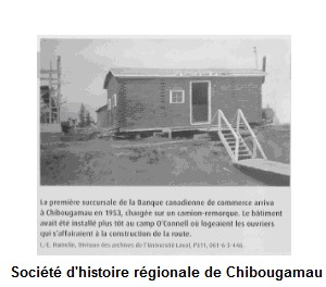 <p>In 1964, a group of 29 Chibougamau residents founded the Caisse Desjardins de Chibougamau to establish a financial institution of their own, based on Alphonse Desjardins&rsquo;s philosophy.<br /><br />Since 2001, the Caisse has been the headquarters for the Chapais and Chibougamau area. It has about 6,900 members.</p>