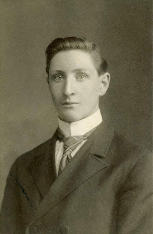 <p>Wilfrid L&eacute;vesque, 1891-1964<br />(Archives famille Charles LeBel)</p>