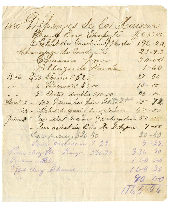 <p>(Archives famille Norbert-&Eacute;. Dionne)</p>