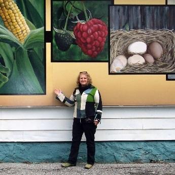 <p>N&eacute;e sur une ferme en Mont&eacute;r&eacute;gie, Denise Gazaille est artiste peintre autodidacte plus de trente ans.<br /><br />Tout au long de sa carri&egrave;re, elle a exp&eacute;riment&eacute; plusieurs m&eacute;diums comme l&rsquo;huile, l&rsquo;acrylique et les techniques mixtes. Suite &agrave; une recherche exp&eacute;rimentale approfondie, en m&eacute;langeant divers m&eacute;diums et solvants, elle a d&eacute;velopp&eacute; une nouvelle technique en m&eacute;diums mixtes fluides, qui donne l&rsquo;illusion du relief mais en l&rsquo;absence totale de textures.<br /><br />Ayant des dizaines de prix de jury &agrave; son actif et connue &agrave; la grandeur du Qu&eacute;bec, Denise Gazaille expose en solo et en groupe dans les galeries, les centres culturels, les symposiums, les expo-concours, etc. Elle a &agrave; son actif une quinzaine d&#39;expositions solos et plus de quatre-vingts expositions collectives.<br /><br />Elle est membre professionnelle de plusieurs associations notamment du RAAV, CAC de Magog et AAPARS.</p>