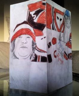<p>Croquis de la murale Serge-Lemoyne.</p>